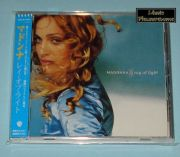 Madonna - Ray Of Light (Japan CD Album + OBI)