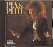 Zadora, Pia - Pia & Phil (US CD Album)