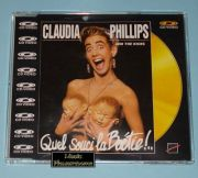 Phillips, Claudia - Quel souci la Boétie! (CD Video Maxi Single)