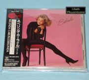 Carlisle, Belinda - Belinda (Japan CD Album + OBI) 1st
