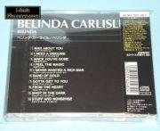 Carlisle, Belinda - Belinda (Japan CD Album + OBI) 1st