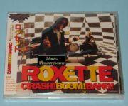 Roxette - Crash! Boom! Bang! (Japan CD Album + OBI)
