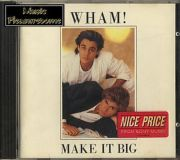 Wham (George Michael) - Make It Big (CD Album)