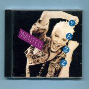 YAZZ - Wanted (CD Album)