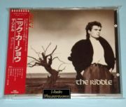Kershaw, Nik - The Riddle (Japan CD Album + OBI) - rot