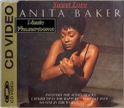 Baker, Anita - Sweet Love (CD Video Maxi)
