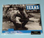 Texas - Thrill Has Gone (UK CD Maxi Single)