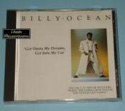 Ocean, Billy - Get Outta My Dreams... (UK CD Maxi Single) VG