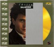 Balavoine - Laziza (CD Video Maxi)