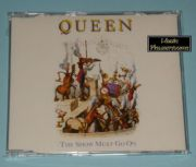 Queen - The Show Must Go On (CD Maxi Single) - UK