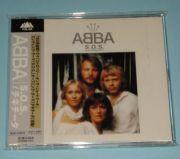 ABBA - S.O.S. (Japan CD Maxi Single + OBI)
