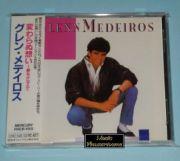 Medeiros, Glenn - Glenn Medeiros (Japan CD Album + OBI)