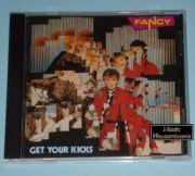 Fancy - Get Your Kicks (CD Album)