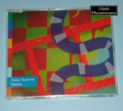 Gabriel, Peter - Steam (UK CD Maxi Single)