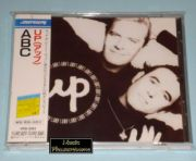 ABC - Up (Japan CD Album + OBI)