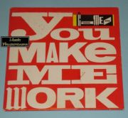 Cameo - You Make Me Work (CD Maxi)