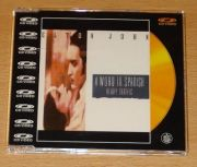 John, Elton - A Word In Spanish (CD Video Maxi)