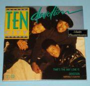 Ten City - Devotion (3 CD Maxi Single)