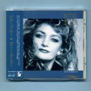 Tyler, Bonnie (Bohlen) - Bitterblue (Japan CD Album + OBI)