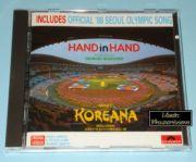 Koreana - Hand in Hand (CD Album)