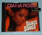 Ross, Diana - Dance Songs (CD Album)