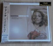 Madonna - American Pie (Japan CD Maxi + OBI)