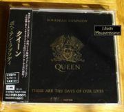 Queen - Bohemian Rhapsody (Japan CD Maxi Single + OBI)