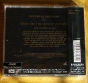 Queen - Bohemian Rhapsody (Japan CD Maxi Single + OBI)