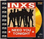INXS - Need You Tonight (CD Video Maxi)