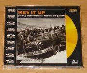 Harrison, Jerry (Talking Heads) - Rev It Up (CD Video Maxi)