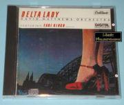 David Matthews Orchestra - Delta Lady (Japan CD Album)