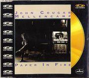 Mellencamp, John Cougar - Paper In Fire (CD Video Maxi)