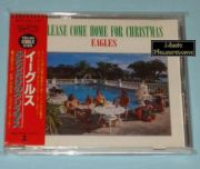 Eagles - Please Come Home For Christmas (Japan CD Maxi + OBI)