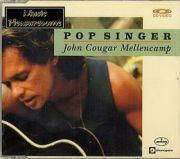 Mellencamp, John Cougar - Pop Singer (CD Video Maxi)