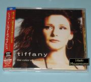 Tiffany - The Color Of Silence (Japan CD Album + OBI)