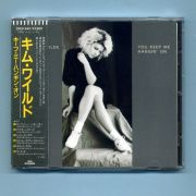 Wilde, Kim - You Keep Me Hangin On (Japan CD Album + OBI)