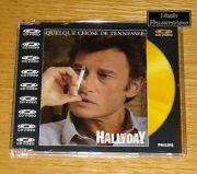 Hallyday, Johnny - Quelque chose de Tennessee (CD Video Maxi)