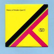 OMD - History Of Modern Part I (CD Maxi Single) - PR0MO