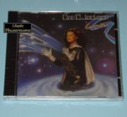 Jackson, Dee D. - Cosmic Curves (CD Album) - NEW!