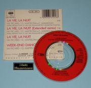 Debut de Soiree (PWL) - La Vie La Nuit (3 CD Maxi) FRA