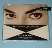 Jackson, Michael - Black Or White (CD Maxi Single)
