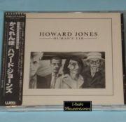 Jones, Howard - Humans Lib (Japan CD Album + OBI)