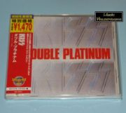 KISS - Double Platinum (Japan CD Album + OBI)
