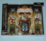Jackson, Michael - Dangerous (Japan Spec. CD Album + OBI)