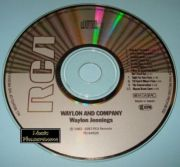 Jennings, Waylon - Waylon And Company (Japan CD Album)