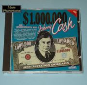Cash, Johnny - One Million Dollars Cash (CD Album)