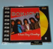 Bon Jovi - Never Say Goodbye (CD Video Maxi)