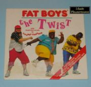 Fat Boys & Chubby Checker - The Twist (CD Maxi Single) - vg