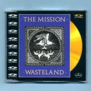 Mission, The - Wasteland (CD Video Maxi)