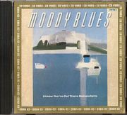 Moody Blues, The - I Know Youre Out... (US CD Video Maxi)